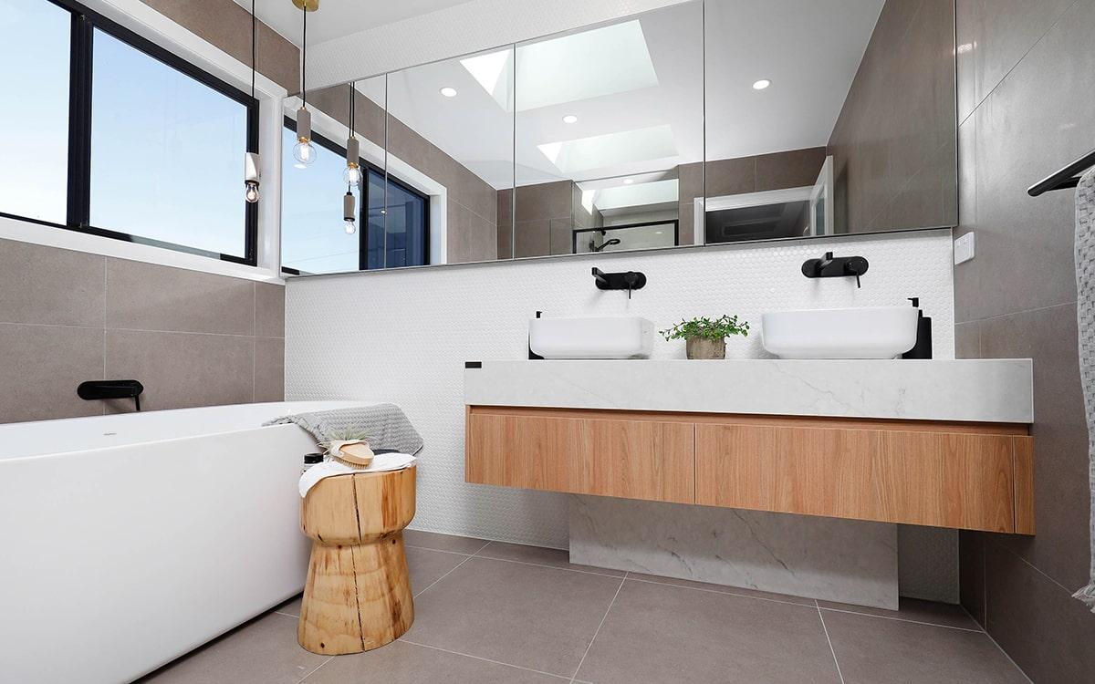 split level home designs sydney