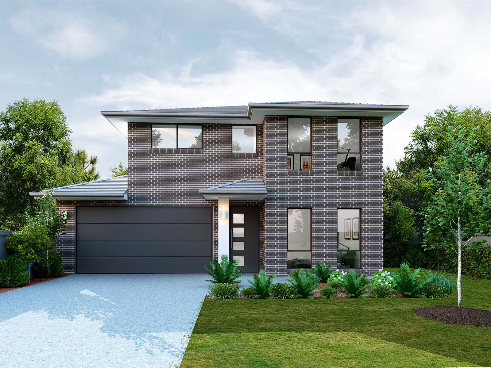 2 storey house design | Sydney | King Homes